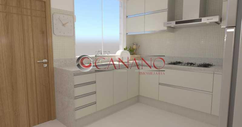 14. - Casa de Vila 5 quartos à venda Tijuca, Rio de Janeiro - R$ 1.150.000 - BJCV50003 - 13