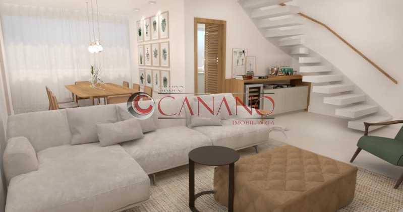 17. - Casa de Vila 5 quartos à venda Tijuca, Rio de Janeiro - R$ 1.150.000 - BJCV50003 - 11
