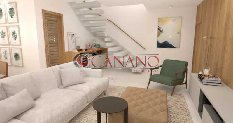 12. - Casa de Vila 5 quartos à venda Tijuca, Rio de Janeiro - R$ 1.150.000 - BJCV50003 - 6