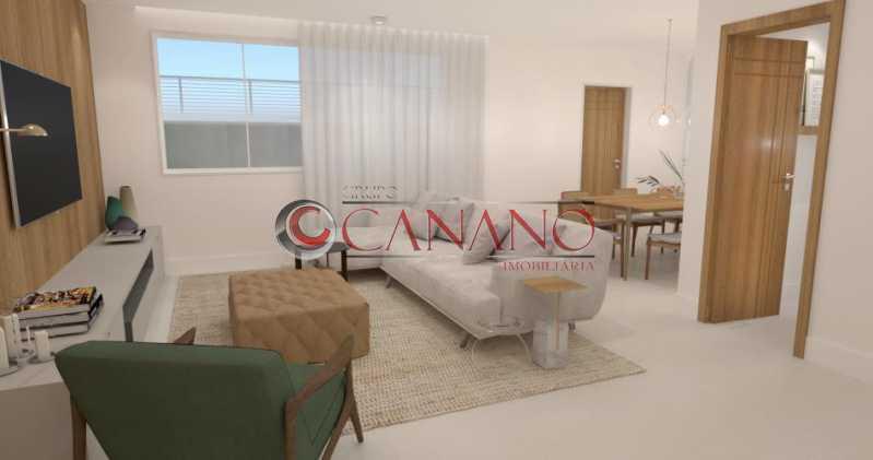 13. - Casa de Vila 5 quartos à venda Tijuca, Rio de Janeiro - R$ 1.150.000 - BJCV50003 - 14
