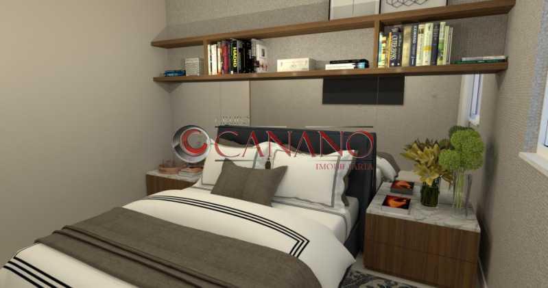 8. - Casa de Vila 5 quartos à venda Tijuca, Rio de Janeiro - R$ 1.150.000 - BJCV50003 - 16