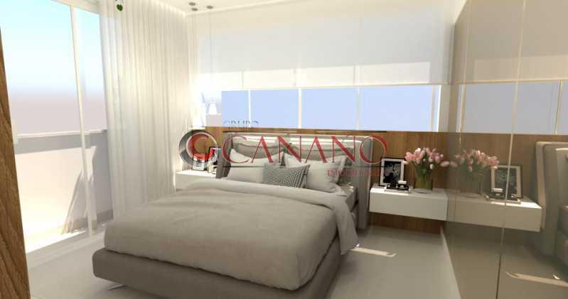 6. - Casa de Vila 5 quartos à venda Tijuca, Rio de Janeiro - R$ 1.150.000 - BJCV50003 - 18