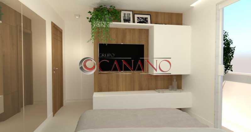 9. - Casa de Vila 5 quartos à venda Tijuca, Rio de Janeiro - R$ 1.150.000 - BJCV50003 - 7
