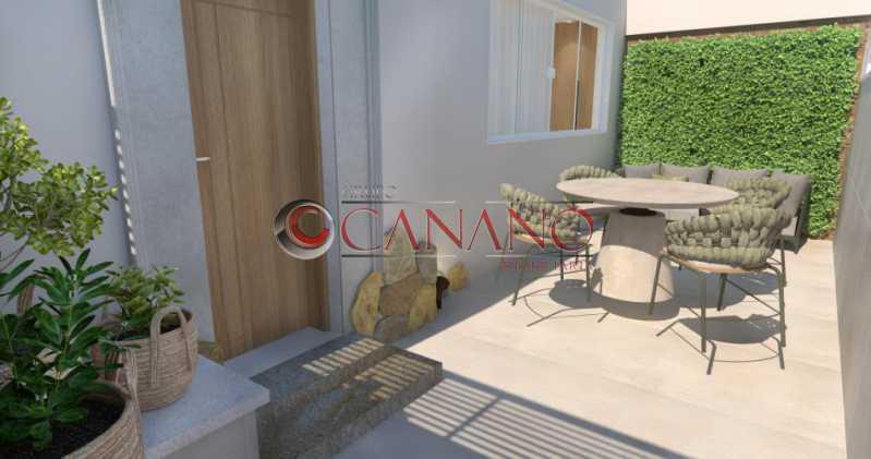 4. - Casa de Vila 5 quartos à venda Tijuca, Rio de Janeiro - R$ 1.150.000 - BJCV50003 - 20