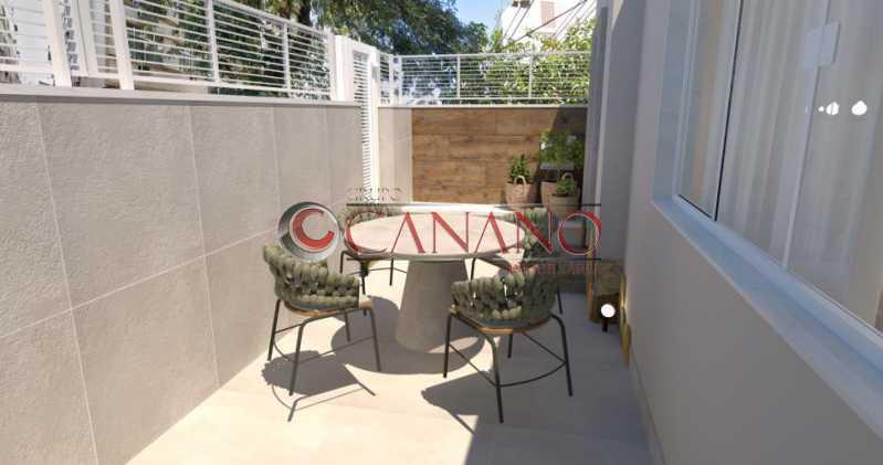 5. - Casa de Vila 5 quartos à venda Tijuca, Rio de Janeiro - R$ 1.150.000 - BJCV50003 - 19