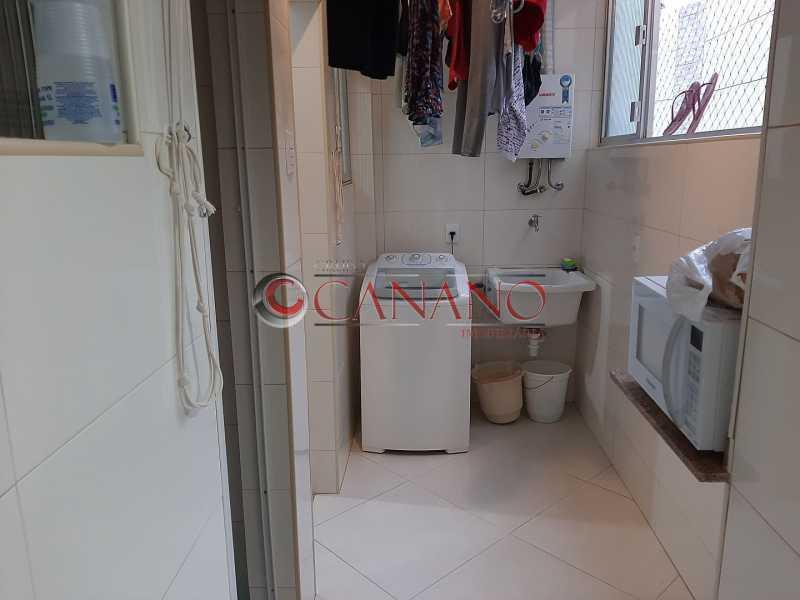 1 - Apartamento à venda Rua Heráclito Graça,Lins de Vasconcelos, Rio de Janeiro - R$ 280.000 - BJAP30169 - 12