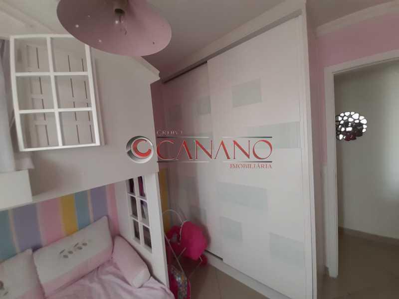 10. - Apartamento à venda Rua Conselheiro Ferraz,Lins de Vasconcelos, Rio de Janeiro - R$ 298.000 - BJAP30170 - 3