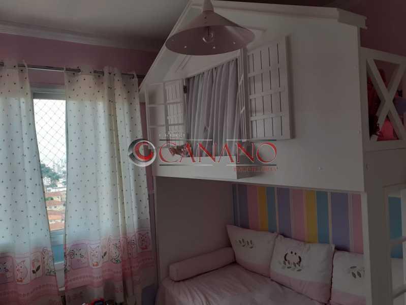 11. - Apartamento à venda Rua Conselheiro Ferraz,Lins de Vasconcelos, Rio de Janeiro - R$ 298.000 - BJAP30170 - 4
