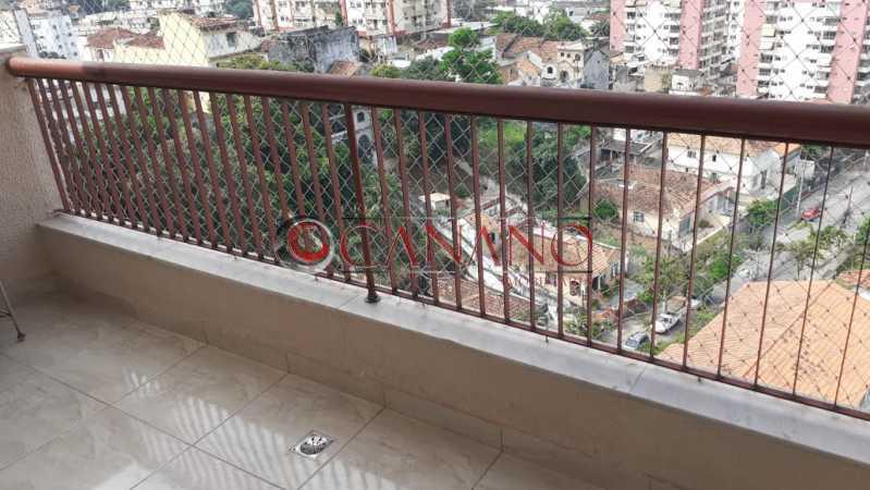 14. - Apartamento à venda Rua Conselheiro Ferraz,Lins de Vasconcelos, Rio de Janeiro - R$ 298.000 - BJAP30170 - 7