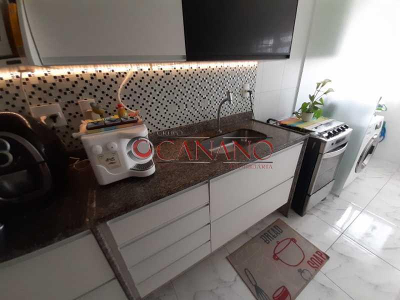 19. - Apartamento à venda Rua Conselheiro Ferraz,Lins de Vasconcelos, Rio de Janeiro - R$ 298.000 - BJAP30170 - 16