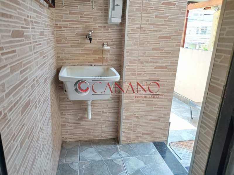 25 - Casa em Condomínio 3 quartos à venda Higienópolis, Rio de Janeiro - R$ 680.000 - BJCN30009 - 18