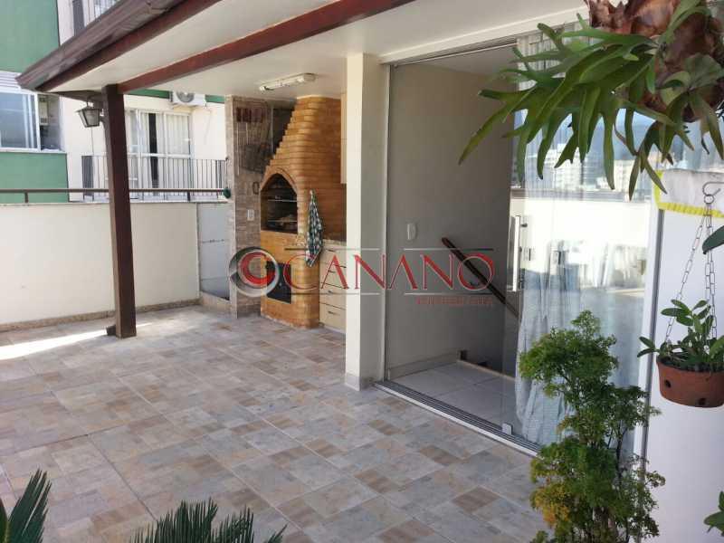 40cf3a56-338d-4ce1-8ce1-5c4c9a - Cobertura à venda Rua Cachambi,Cachambi, Rio de Janeiro - R$ 890.000 - BJCO30021 - 8