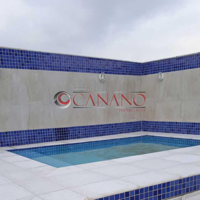 19. - Apartamento 2 quartos à venda São Cristóvão, Rio de Janeiro - R$ 330.000 - BJAP20676 - 6