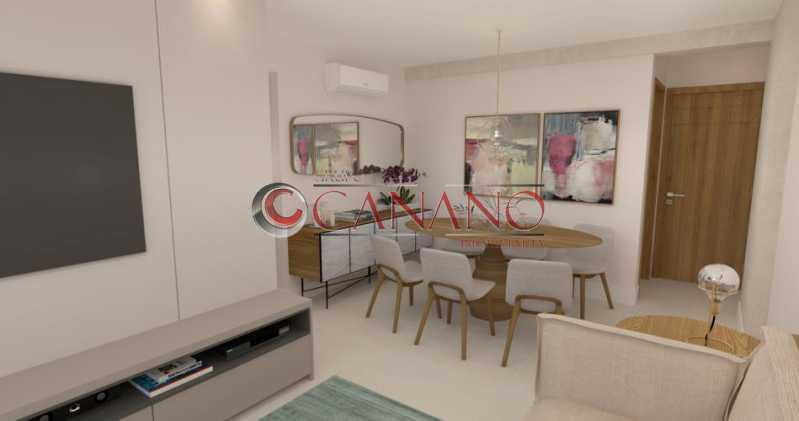 fotos-4 - Apartamento 3 quartos à venda Tijuca, Rio de Janeiro - R$ 690.000 - BJAP30179 - 5