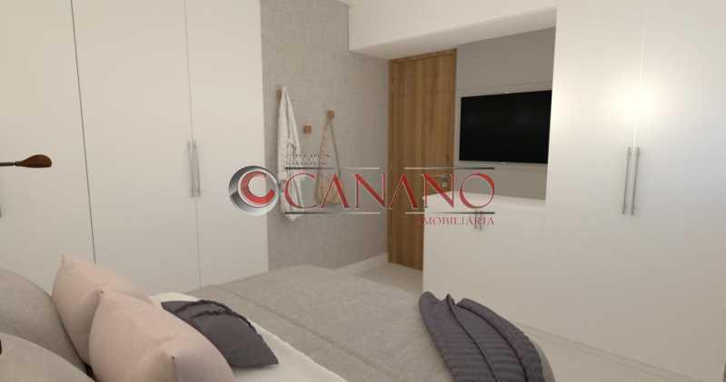 fotos-6 - Apartamento 3 quartos à venda Tijuca, Rio de Janeiro - R$ 690.000 - BJAP30179 - 7
