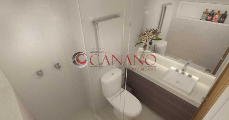 fotos-12 - Apartamento 3 quartos à venda Tijuca, Rio de Janeiro - R$ 690.000 - BJAP30179 - 13