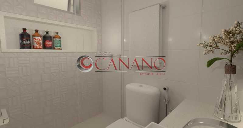 fotos-14 - Apartamento 3 quartos à venda Tijuca, Rio de Janeiro - R$ 690.000 - BJAP30179 - 15