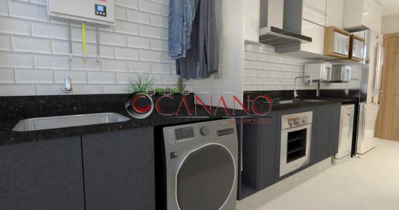fotos-9 - Apartamento 3 quartos à venda Tijuca, Rio de Janeiro - R$ 690.000 - BJAP30179 - 25