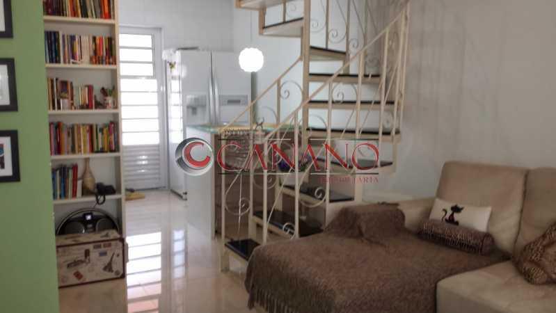 5. - Casa em Condomínio 2 quartos à venda Engenho de Dentro, Rio de Janeiro - R$ 375.000 - BJCN20013 - 1