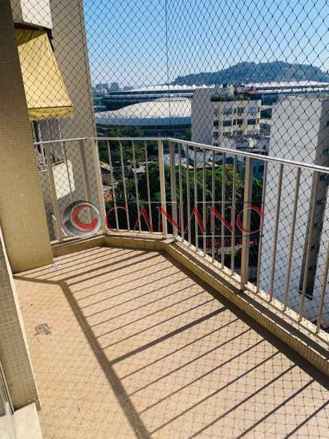10 - Apartamento 3 quartos à venda Maracanã, Rio de Janeiro - R$ 650.000 - BJAP30182 - 1