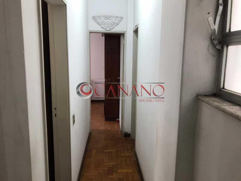 CORREDOR. - Apartamento 2 quartos para alugar Bonsucesso, Rio de Janeiro - R$ 950 - BJAP20708 - 6