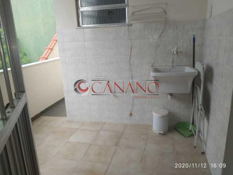 3 - Casa de Vila à venda Rua Luís Gurgel,Tomás Coelho, Rio de Janeiro - R$ 350.000 - BJCV20030 - 11