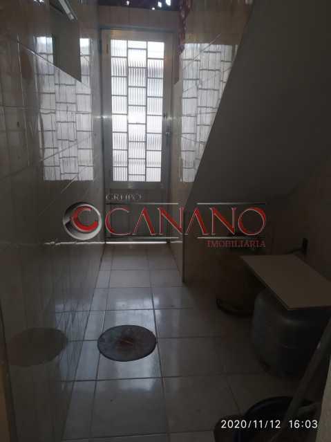 22 - Casa de Vila à venda Rua Luís Gurgel,Tomás Coelho, Rio de Janeiro - R$ 350.000 - BJCV20030 - 16