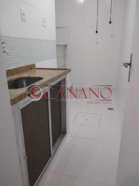 9 - Casa de Vila 1 quarto para alugar Vila Isabel, Rio de Janeiro - R$ 1.500 - BJCV10008 - 11