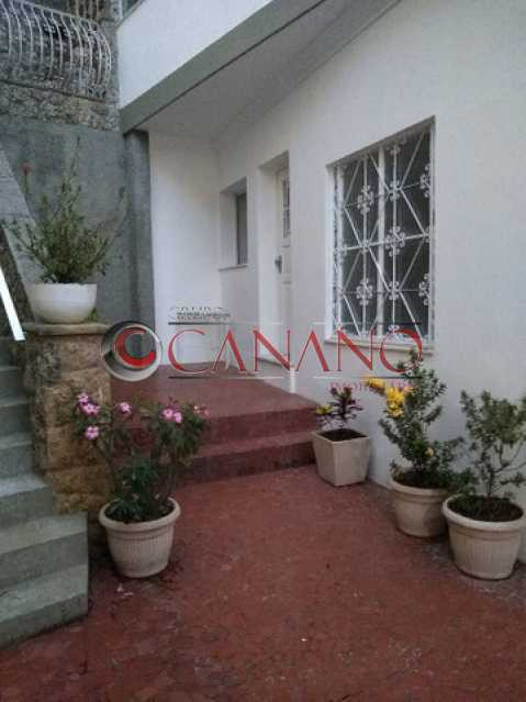 1 - Casa de Vila 1 quarto para alugar Vila Isabel, Rio de Janeiro - R$ 1.500 - BJCV10008 - 1