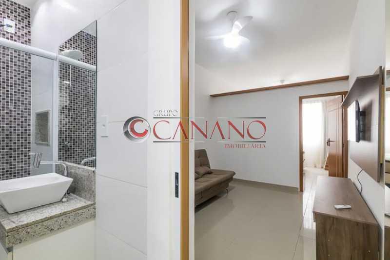 fotos-13 - Apartamento à venda Avenida Nossa Senhora de Copacabana,Copacabana, Rio de Janeiro - R$ 529.000 - BJAP10073 - 14