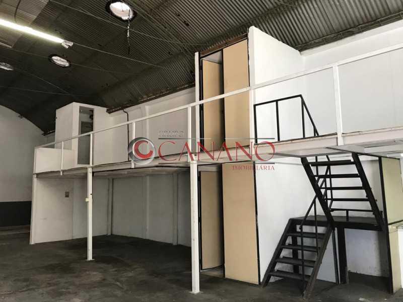 16. - Galpão 158m² à venda Riachuelo, Rio de Janeiro - R$ 550.000 - BJGA00008 - 4