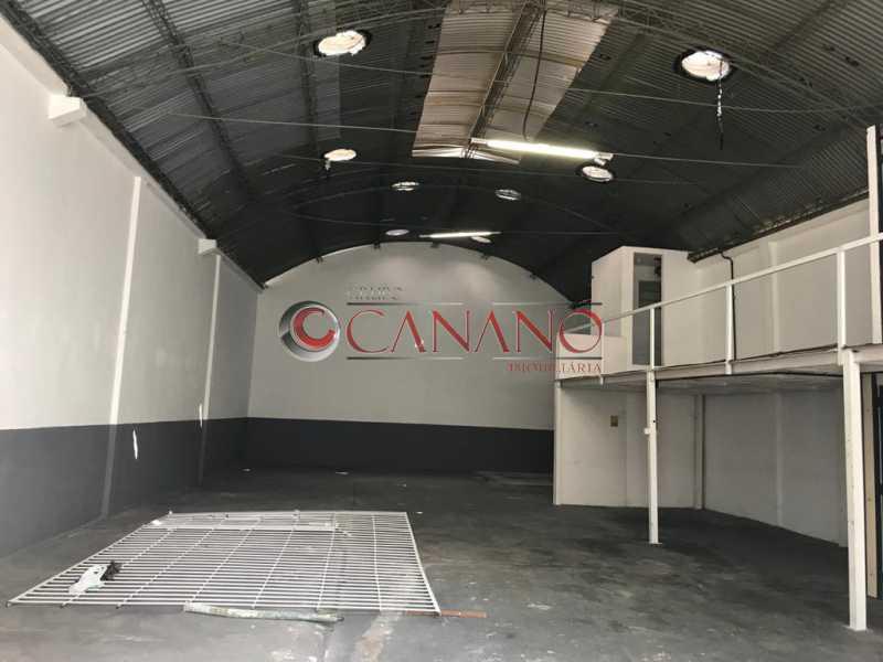 12. - Galpão 158m² à venda Riachuelo, Rio de Janeiro - R$ 550.000 - BJGA00008 - 8