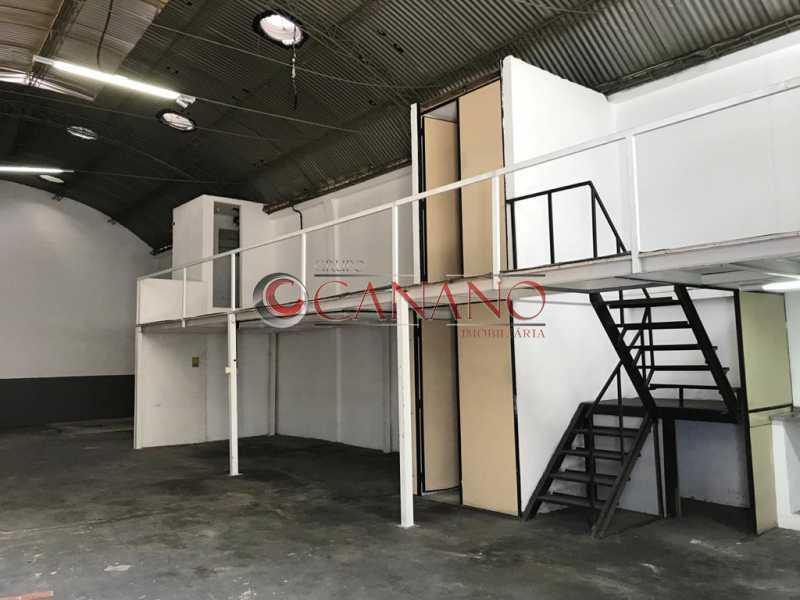 20. - Galpão 158m² à venda Riachuelo, Rio de Janeiro - R$ 550.000 - BJGA00008 - 9