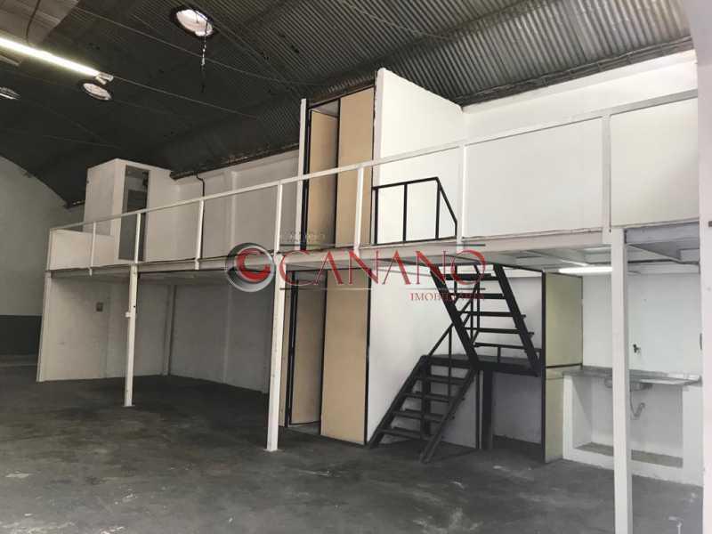 10. - Galpão 158m² à venda Riachuelo, Rio de Janeiro - R$ 550.000 - BJGA00008 - 11