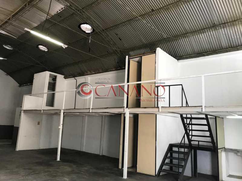 14. - Galpão 158m² à venda Riachuelo, Rio de Janeiro - R$ 550.000 - BJGA00008 - 17