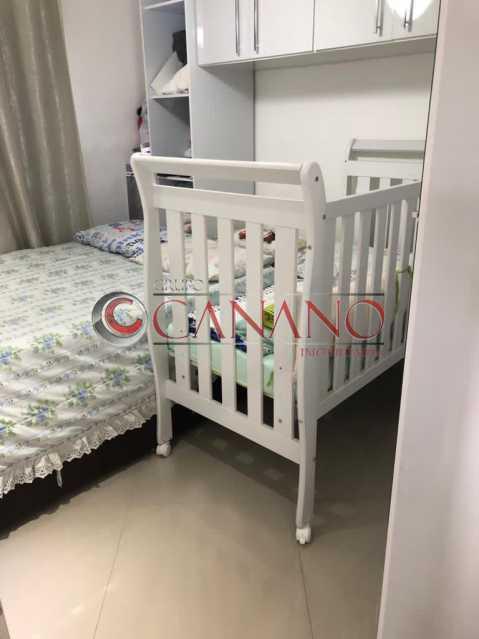 1 - Apartamento à venda Rua Conselheiro Ferraz,Lins de Vasconcelos, Rio de Janeiro - R$ 200.000 - BJAP20730 - 11