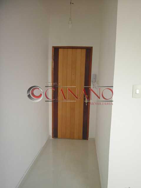 Porta entrada Corredor - Apartamento 2 quartos à venda Piedade, Rio de Janeiro - R$ 185.000 - BJAP20732 - 14