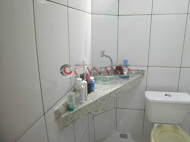 Banheiro Pia - Apartamento 2 quartos à venda Piedade, Rio de Janeiro - R$ 185.000 - BJAP20732 - 22