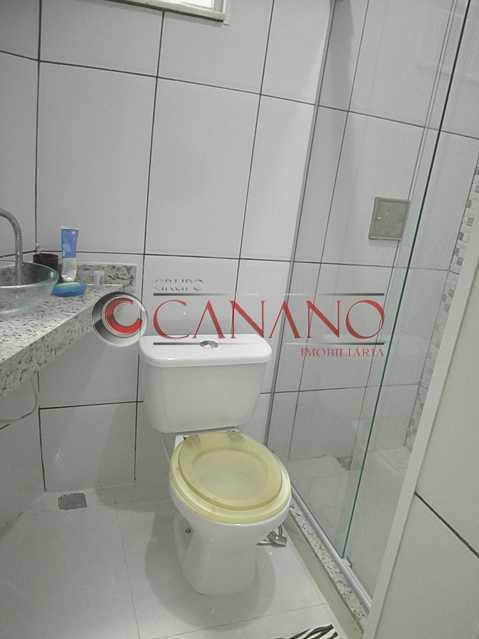 Banheiro Sanitario - Apartamento 2 quartos à venda Piedade, Rio de Janeiro - R$ 185.000 - BJAP20732 - 23