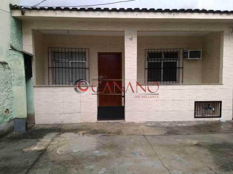 22 - Casa de Vila 2 quartos à venda Engenho Novo, Rio de Janeiro - R$ 180.000 - BJCV20031 - 1