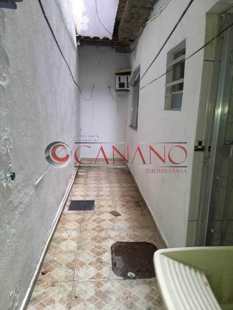 2 - Casa de Vila 2 quartos à venda Engenho Novo, Rio de Janeiro - R$ 180.000 - BJCV20031 - 24
