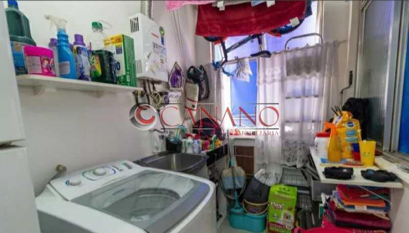 6 - Apartamento à venda Rua José dos Reis,Engenho de Dentro, Rio de Janeiro - R$ 230.000 - BJAP20750 - 7
