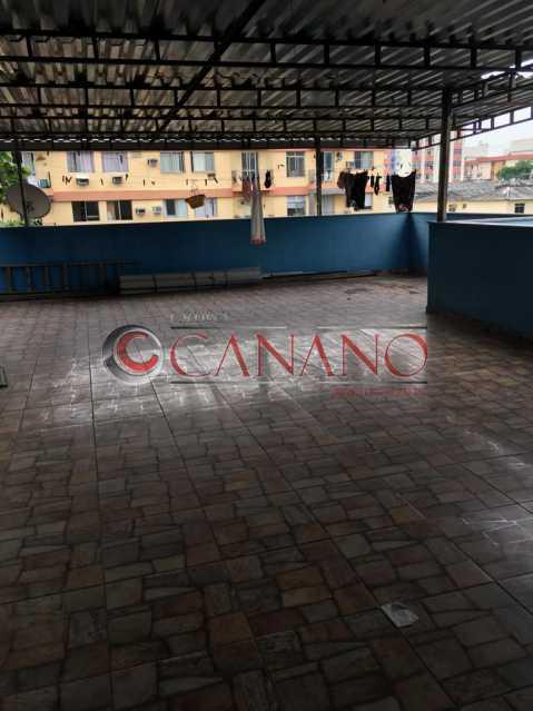 1 - Casa de Vila à venda Rua Silveira Lobo,Cachambi, Rio de Janeiro - R$ 600.000 - BJCV40011 - 1
