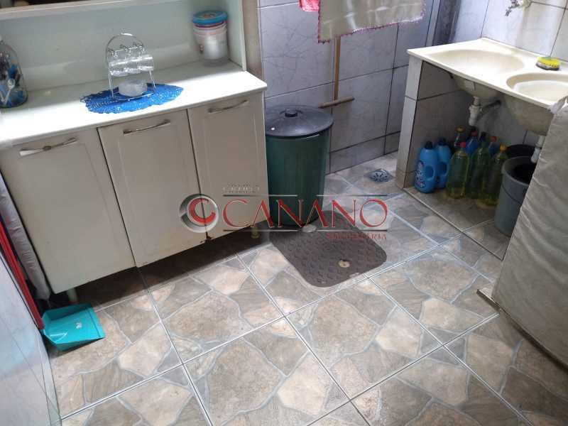 8 - Casa de Vila à venda Rua Goiás,Quintino Bocaiúva, Rio de Janeiro - R$ 265.000 - BJCV20033 - 28