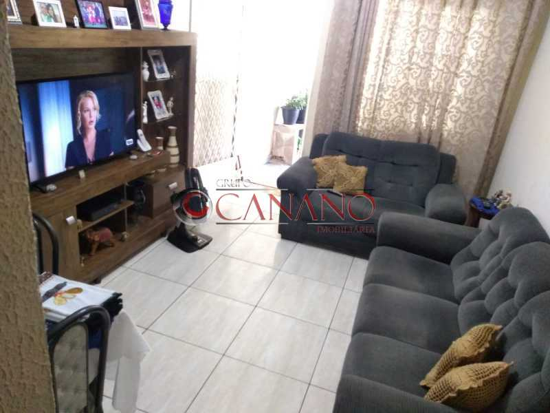 3 - Casa de Vila à venda Rua Goiás,Quintino Bocaiúva, Rio de Janeiro - R$ 265.000 - BJCV20033 - 1