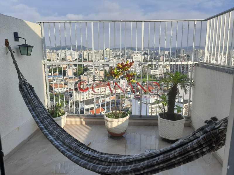 14 - Cobertura 3 quartos à venda Méier, Rio de Janeiro - R$ 755.000 - BJCO30026 - 18