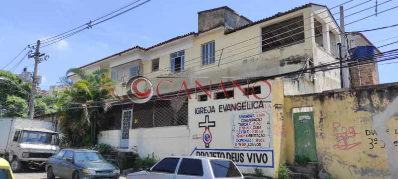 1. - Prédio 600m² à venda Estrada do Porto Velho,Cordovil, Rio de Janeiro - R$ 490.000 - BJPR00003 - 19