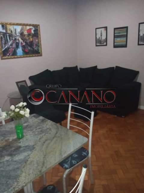 1 - Apartamento à venda Rua Barão do Bom Retiro,Engenho Novo, Rio de Janeiro - R$ 175.000 - BJAP20768 - 1