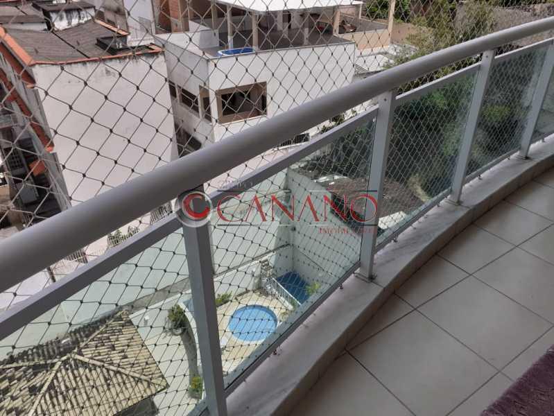 2 - Apartamento 2 quartos à venda Todos os Santos, Rio de Janeiro - R$ 360.000 - BJAP20771 - 3