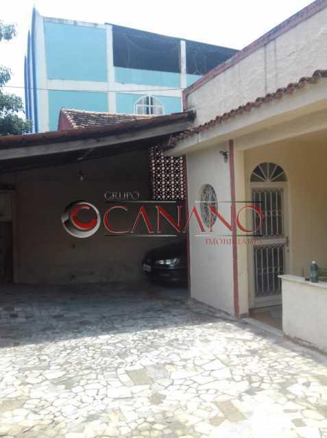 40 - Casa à venda Rua Cristóvão Penha,Piedade, Rio de Janeiro - R$ 490.000 - BJCA30025 - 1